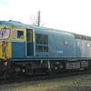D6535 - Loughborough, GC Rly - 22 November 2015