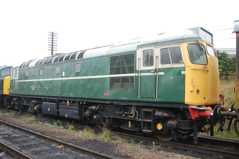 5401 - Loughborough, GC Rly - 22 November 2015