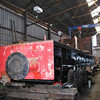 1752 Hudswell Clarke 0-6-0ST WIP - Great Central Railway