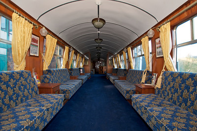 Pullman carriage