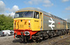 """56040 """"Oystermouth"""" gleams in the sun at Shakerstone 15/05/2010.<br /> This after two days hard graft by 56 group members to get her up & running."""