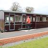 4w 3rd Built 1891 BO No 1266 at Brockford Sidings, Hall Lane, Brockford, Suffolk 07/04/12