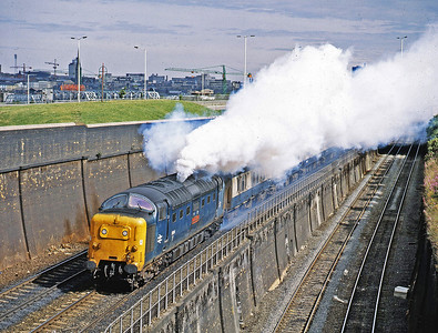 Diesels in the North East of England