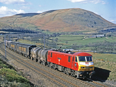 WCML North from Oxenholme