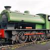 5272 'Haulwen' Vulcan Foundry 0-6-0ST - Gwili Railway
