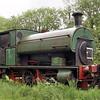 1345 Peckett 0-4-0ST - Gwili Railway