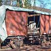283734 LNER Vent Van Ply - Gwili Railway