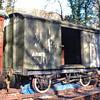 47107 LNER Non Vent Van Plank 'Box Van' - Gwili Railway