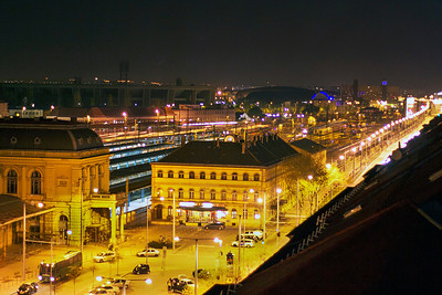 Budapest-Keleti. Sunday 21st April 2013.