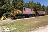 Lake Erie & Northern Railway locomotive 335 at Halton County Radial Railway.