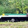 702 MOD 4w Steel Flat - Hampton & Kempton Waterworks Railway 05.06.16  Michael Barker