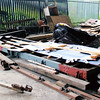 292 Bogie Flatbed - Hampton & Kempton Waterworks Railway 05.06.16  Michael Barker