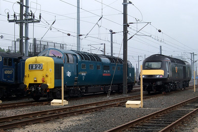 55022 Royal Scots Grey and 43068.
