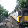 4VEP unit No:3808 near Ramsgate on 19th July 2004