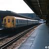4EPB No:5481 at London Bridge on 24th August 1986
