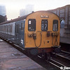 Class 501 Watford set at Broad St on 7th December 1983