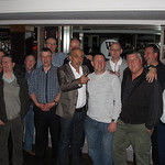 Back Row..Steve Simon,Danny Kaye,Ken Hastwell,Nick Craven,Kevin Williams,Gary Hardcastle,John Whitworth,Gary Brown.<br /> Front Row..Graham Liversidge,Phil Cheesborough,Billy Gill,Howard Hewitt,John Taylor and yours Truly Richard Armstrong.13/05/2014.