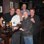 L-R Andy Charlton,Driver EC,Howard Hewitt,Driver EC,Nick Craven,Driver EC,Kenny Hastwell,Retired,Mick Kaye,Driver EC.13/05/2014.