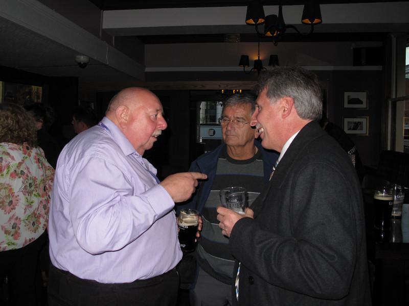 Dave Quinn,Ron Smith and Bob Smith.13/05/2014.