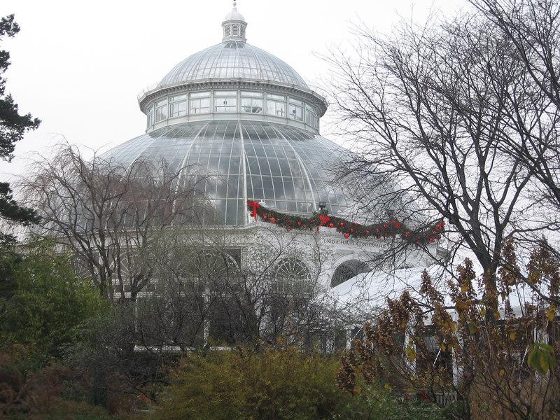 Enid Haupat Conservatory