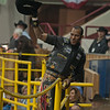 Pro Bull Rider Valdiron de Oliveira, at the National Western Stock Show, Denver, Colorado.