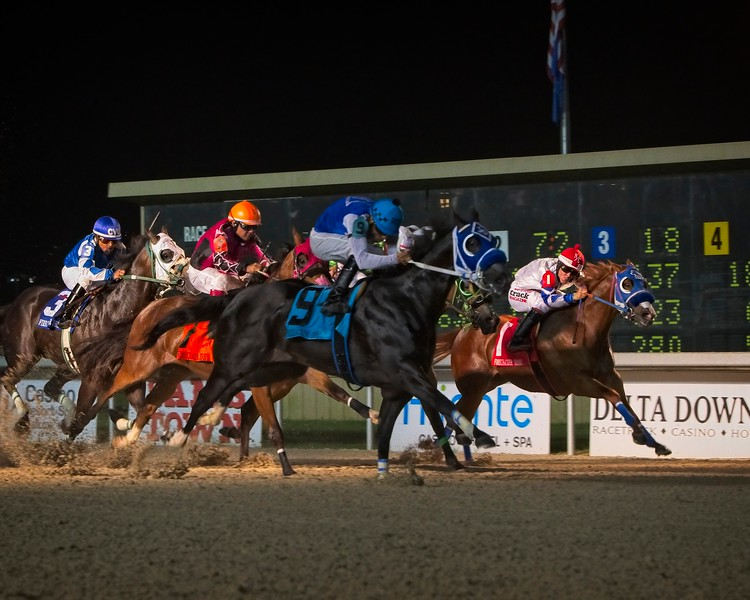 Delta Downs Racetrack and Casino, Vinton, LA