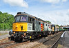 33063+37254 await departure from Eridge 05/08/2012. Boy did they sound good as they departed, gave me goosebumps!.