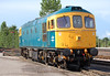 33048 is seen at Williton on the WSR 17/08/2006.