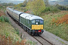 D5054 (24054) seen in action at the GRW diesel gala 25 October 2008.