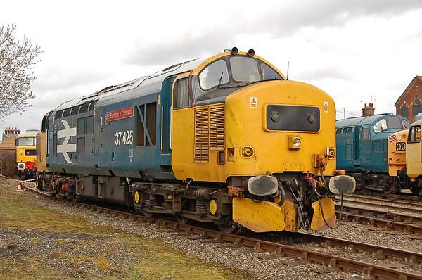 Class 20,24,25,27,31,33,37,45,47,50 & Western locomotive gallery
