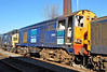 20306 makes a sad sight & awaits its final trip to Booths 02/02/2013.