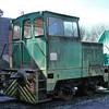 111C Thomas Hill 4wDH at the Foxfield Railway