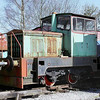 103C Sentinel 4wDH at the Foxfield Railway