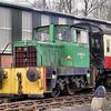 129V Thomas Hill 0-4-0DH 'D&SRM Ltd No1' at the North Yorkshire Moors Railway
