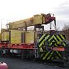 81545 Cowan Sheldon Diesel Crane - Tata Steel Europe, Scunthorpe