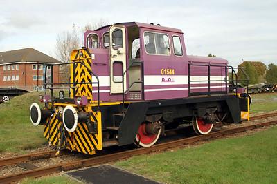 Thomas Hill 4wDH 01544 (270v) Marchwood 09/11/11.