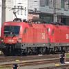 1116 139 & 1016 024 - Innsbruck Hbf - 19 July 2016