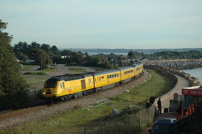 Test Trains