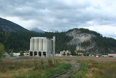 The Indland Portland Cement Plant, Metaline Falls.