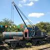 Hand Crane - Irchester NG Railway Museum - 15 July 2018