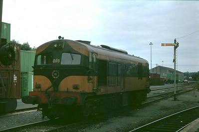 MetroVick 009 at Mallow, 24 August 1980