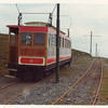 Snaefell Mountain Railway in June 1974.