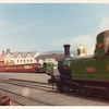 Port Erin in June 1974 with two unrecorded locos.