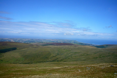 Looking northwards to the Point of Ayre.