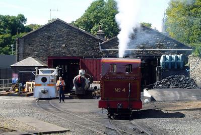 No. 4, Loch, at Douglas.