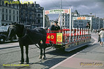 Horse Tram No. 40, Douglas, 28th August 1963