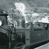 W33 Bembridge at Ventnor on 21/09/65 with the 13 42 departure for Ryde Pier Head.