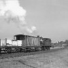 W29 Alverstone departing Brading in September 65 with the 11 37 freight Shanklin to Ryde St Johns Road - surviving only until April 66.