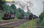 "W32 & W24 ""Calbourne"", Brading, 19th July 1965"