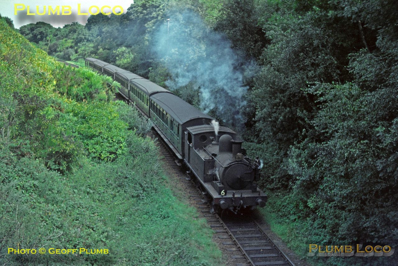"W33 ""Bembridge"", near Shanklin, 29th August 1964."